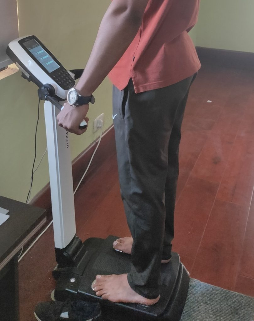 body composition analysers