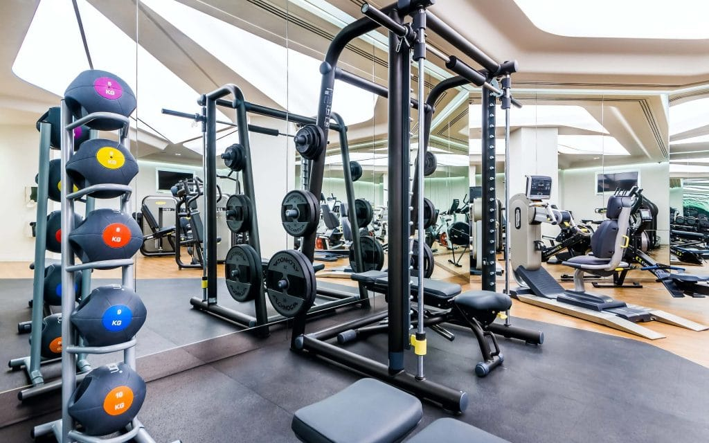 gyms for new normal
