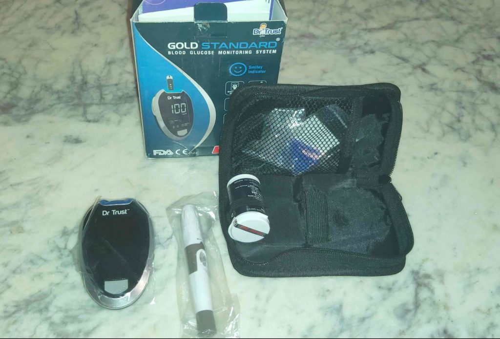 glucometer blood sugar