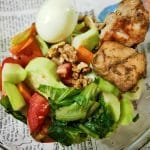 Chicken salad for weight loss